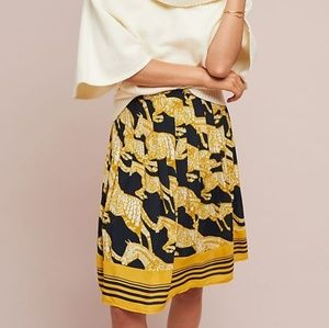 Maeve by Anthropologie Jade A-line Skirt - 12